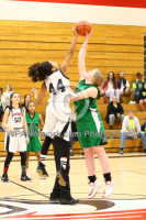 Gallery: Girls Basketball Mt Baker MS @ North Whidbey MS